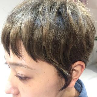 ローライト ストリート ダブルカラー アッシュ ヘアスタイルや髪型の写真・画像 ヘアスタイルや髪型の写真・画像