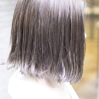 ハイライト ダブルカラー ガーリー 外国人風カラー ヘアスタイルや髪型の写真・画像