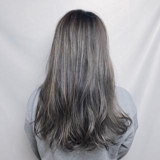ショートボブ ロング インナーカラー ショートヘア ヘアスタイルや髪型の写真・画像