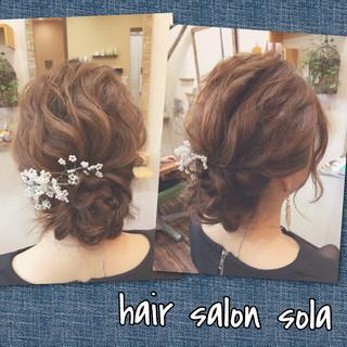 ゆるふわ ショート 簡単ヘアアレンジ アップスタイル ヘアスタイルや髪型の写真・画像 ヘアスタイルや髪型の写真・画像