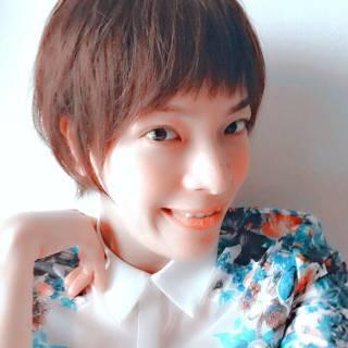 外国人風 ショート ナチュラル モテ髪 ヘアスタイルや髪型の写真・画像