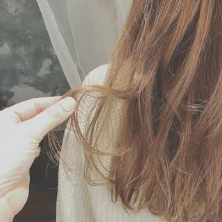 冬 デート ゆるふわ 上品 ヘアスタイルや髪型の写真・画像