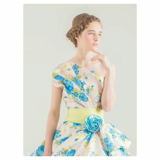ブライダル ロング 大人かわいい 結婚式 ヘアスタイルや髪型の写真・画像