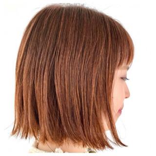 和田 友里子さんのヘアスナップ
