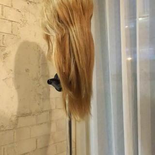 結婚式 セミロング パーティ ヘアアレンジ ヘアスタイルや髪型の写真・画像