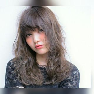 ゆるふわ 大人かわいい モテ髪 ガーリー ヘアスタイルや髪型の写真・画像