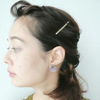女子会 こなれ感 ナチュラル アッシュ ヘアスタイルや髪型の写真・画像