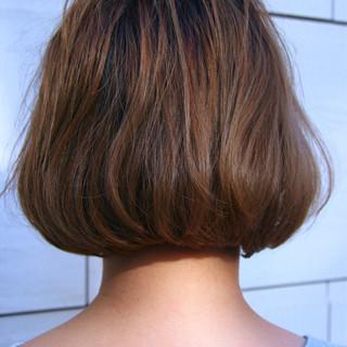 外国人風 ショート ストリート グラデーションカラー ヘアスタイルや髪型の写真・画像