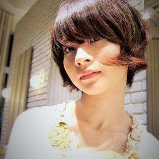 パーマ グラデーションカラー ピュア 大人かわいい ヘアスタイルや髪型の写真・画像