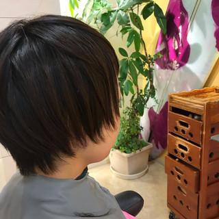 アウトドア オフィス ナチュラル 簡単ヘアアレンジ ヘアスタイルや髪型の写真・画像