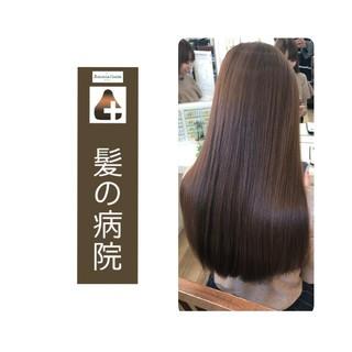 美髪 ロング トリートメント 名古屋市守山区 ヘアスタイルや髪型の写真・画像