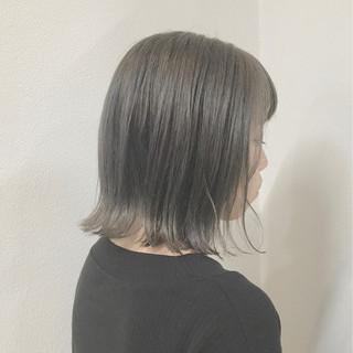 ヘアアレンジ 成人式 アウトドア ボブ ヘアスタイルや髪型の写真・画像