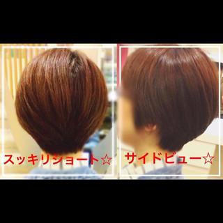 ヘアアレンジ ボーイッシュ 社会人の味方 ナチュラル ヘアスタイルや髪型の写真・画像