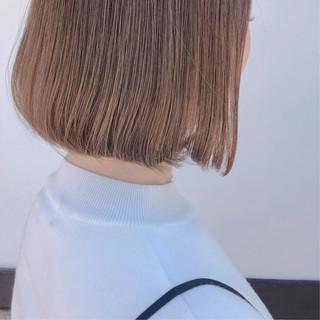 抜け感 ミディアム 似合わせカット スモーキーカラー ヘアスタイルや髪型の写真・画像 ヘアスタイルや髪型の写真・画像