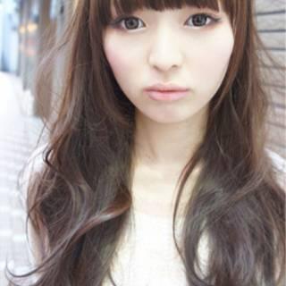 ゆるふわ 大人かわいい フェミニン モテ髪 ヘアスタイルや髪型の写真・画像