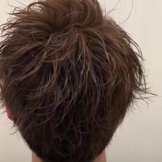 モテ髪 ボーイッシュ パーマ ストリート ヘアスタイルや髪型の写真・画像