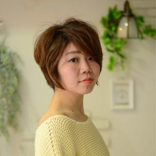 石川美鈴さんのヘアスナップ