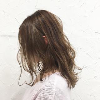 原宿系 ロング グラデーションカラー フェミニン ヘアスタイルや髪型の写真・画像