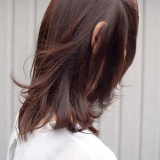 秋 ミニボブ ナチュラル 秋冬スタイル ヘアスタイルや髪型の写真・画像