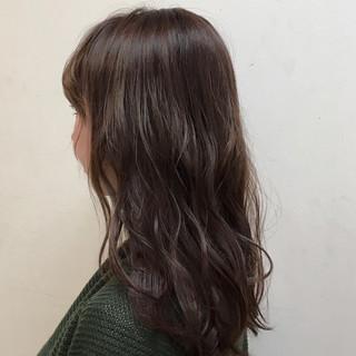 ナチュラル ロング ゆるふわ こなれ感 ヘアスタイルや髪型の写真・画像 ヘアスタイルや髪型の写真・画像