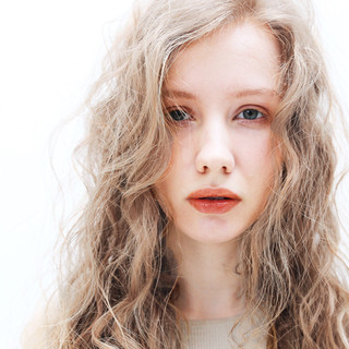 デート ロング 簡単ヘアアレンジ 外国人風 ヘアスタイルや髪型の写真・画像 ヘアスタイルや髪型の写真・画像