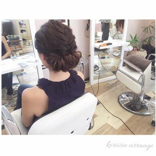 結婚式 ヘアアレンジ ロング 二次会 ヘアスタイルや髪型の写真・画像 ヘアスタイルや髪型の写真・画像