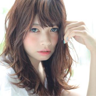 艶髪 ナチュラル 透明感 ウェットヘア ヘアスタイルや髪型の写真・画像 ヘアスタイルや髪型の写真・画像