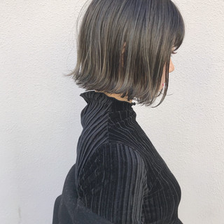ナチュラル ハイライト こなれ感 愛され ヘアスタイルや髪型の写真・画像