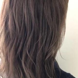 ヘアアレンジ アンニュイほつれヘア ナチュラル 簡単ヘアアレンジ ヘアスタイルや髪型の写真・画像