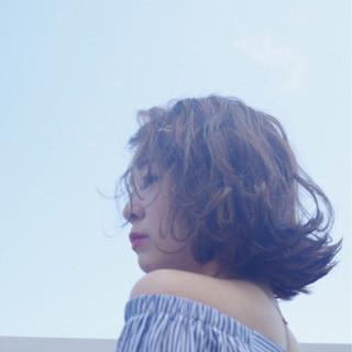 健 中山さんのヘアスナップ