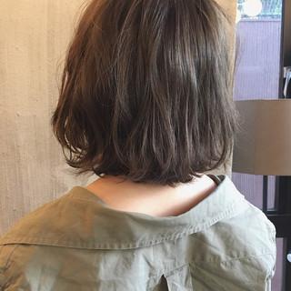 ウェーブ アンニュイ 簡単ヘアアレンジ 外国人風カラー ヘアスタイルや髪型の写真・画像 ヘアスタイルや髪型の写真・画像