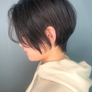 艶髪 簡単スタイリング 黒髪 大人かわいい ヘアスタイルや髪型の写真・画像