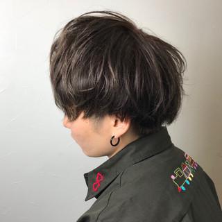 マッシュ モテ髪 メンズ ナチュラル ヘアスタイルや髪型の写真・画像 ヘアスタイルや髪型の写真・画像