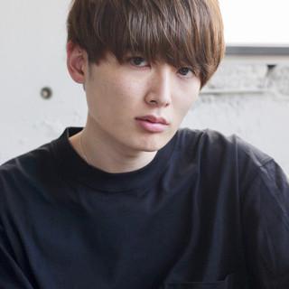 メンズスタイル メンズヘア メンズマッシュ ショート ヘアスタイルや髪型の写真・画像