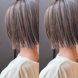 ショート ショートヘア ショートボブ ナチュラル ヘアスタイルや髪型の写真・画像 ヘアスタイルや髪型の写真・画像