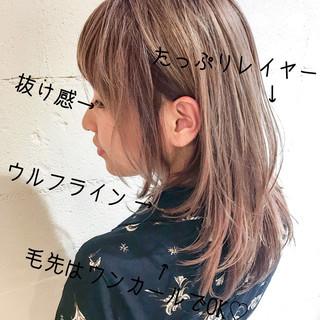 田中 慧さんのヘアスナップ