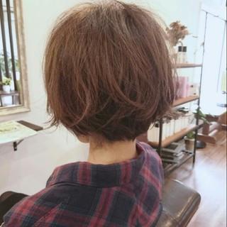 艶髪 パーマ 大人かわいい ゆるふわ ヘアスタイルや髪型の写真・画像