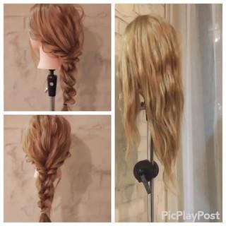 ショート 簡単ヘアアレンジ 前髪あり ヘアアレンジ ヘアスタイルや髪型の写真・画像