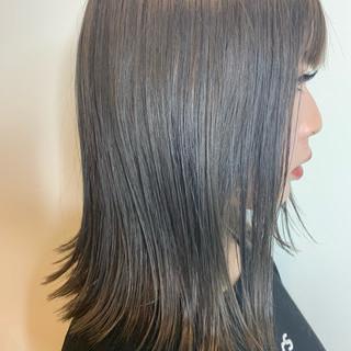 yoshikawa オーナースタイリストさんのヘアスナップ