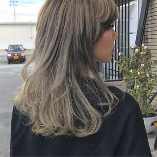 大人かわいい ストリート リラックス 外国人風 ヘアスタイルや髪型の写真・画像