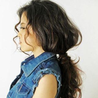 ショート 大人かわいい ロング 暗髪 ヘアスタイルや髪型の写真・画像