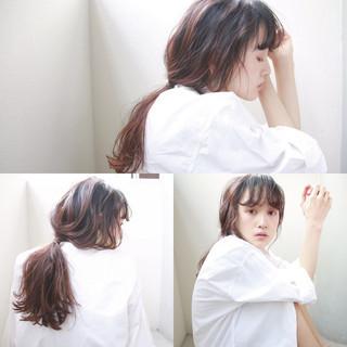 ヘアアレンジ 簡単ヘアアレンジ パーマ ショート ヘアスタイルや髪型の写真・画像 ヘアスタイルや髪型の写真・画像