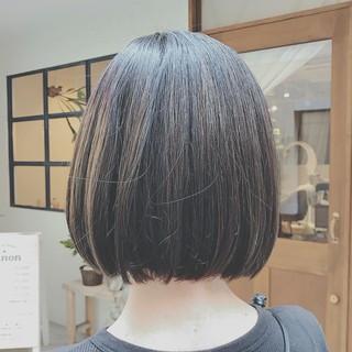 色気 ショート ロング オフィス ヘアスタイルや髪型の写真・画像