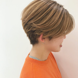 遠藤広陵さんのヘアスナップ