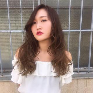 外国人風 モード かっこいい うざバング ヘアスタイルや髪型の写真・画像