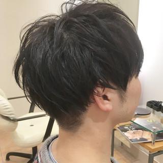 メンズカット メンズ ショート 刈り上げ ヘアスタイルや髪型の写真・画像 ヘアスタイルや髪型の写真・画像