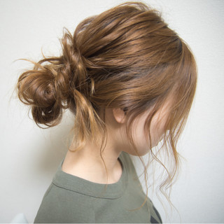 ロング 夏 ゆるふわ セミロング ヘアスタイルや髪型の写真・画像