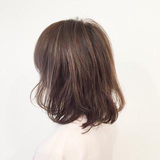 ゆるふわ ストリート 外国人風 グラデーションカラー ヘアスタイルや髪型の写真・画像
