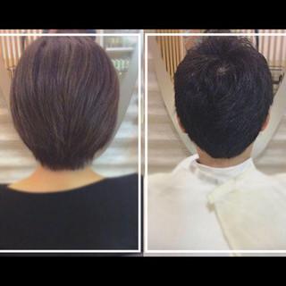 ショート メンズショート ナチュラル メンズスタイル ヘアスタイルや髪型の写真・画像
