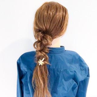 ヘアアレンジ ショート 簡単ヘアアレンジ オフィス ヘアスタイルや髪型の写真・画像 ヘアスタイルや髪型の写真・画像